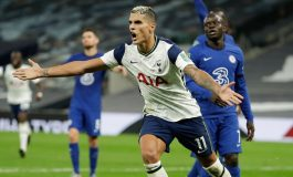 Man of the Match Tottenham vs Chelsea: Erik Lamela