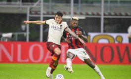 AC Milan Diimbangi Roma, Rafael Leao: Kami Seharusnya Menang