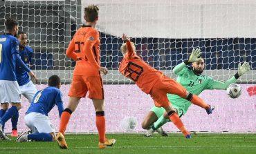 Belanda Gagal Menang Lagi, Italia Lanjutkan Tren Positif