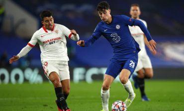 Chelsea vs Sevilla: Tumpul, The Blues Dipaksa Main Imbang