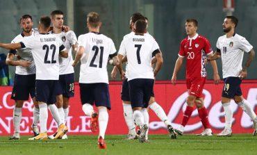 Italia Bantai Moldova, Roberto Mancini: Tim Ini Punya Mental Pemenang