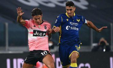 Juventus vs Hellas Verona: Dejan Kulusevski Selamatkan I Bianconeri dari Kekalahan