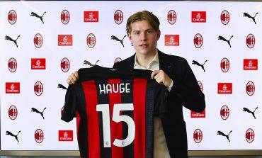 Resmi, AC Milan Kontrak Jens Petter Hauge hingga 2025
