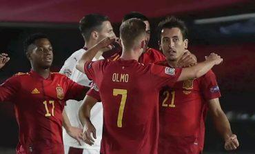 Spanyol vs Swiss 1-0, Enrique: Gol Kami Bukan Keberuntungan