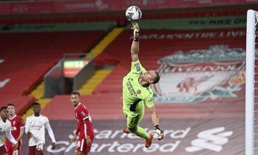 Man of the Match Liverpool vs Arsenal: Bernd Leno