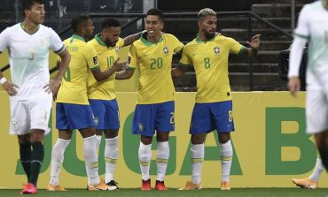 Hasil Pertandingan Brasil vs Bolivia: Skor 5-0