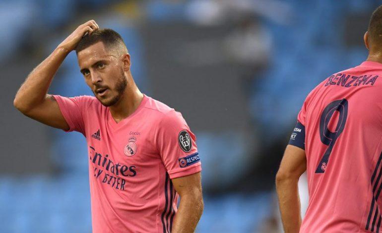 Sudah Pulih, Eden Hazard Siap Membantu Real Madrid Bangkit Kembali