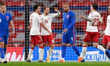 Hasil Pertandingan Inggris vs Denmark: Skor 0-1