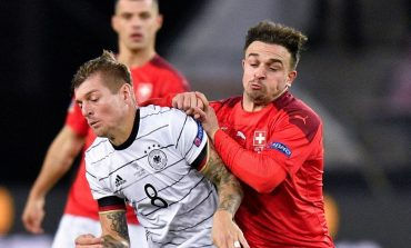 Hasil Pertandingan Jerman vs Swiss: Skor 3-3