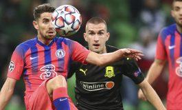 Lampard Bela Jorginho Soal Penaltinya yang Gagal Lawan Krasnodar