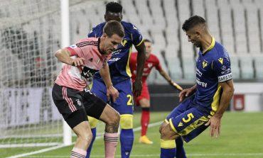 Hasil Pertandingan Juventus vs Hellas Verona: Skor 1-1