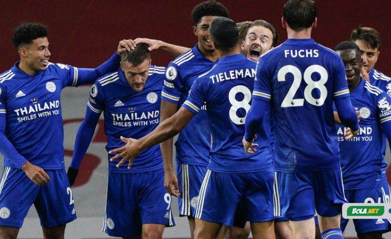 Hasil Pertandingan Arsenal vs Leicester City: Skor 0-1