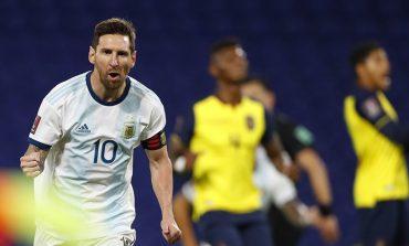 Hasil Pertandingan Argentina vs Ekuador: Skor 1-0