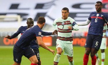 Hasil Pertandingan Prancis vs Portugal: Skor 0-0