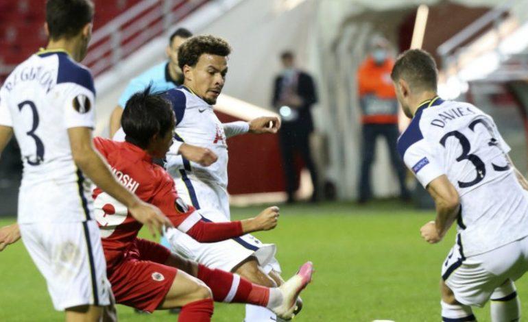 Hasil Pertandingan Royal Antwerp vs Tottenham: Skor 1-0
