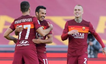 AS Roma Atasi Cluj 2-0, Giallorossi Lolos ke Babak 32 Besar