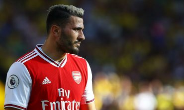 Bek Arsenal Sead Kolasinac Positif Corona