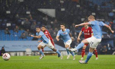 Guardiola Sayangkan Penalti Gagal Kevin De Bruyne