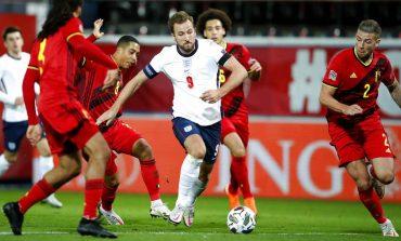 Harry Kane: Inggris Tak Beruntung Kalah dari Belgia
