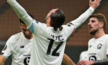 Hasil Pertandingan AC Milan vs Lille: Skor 0-3