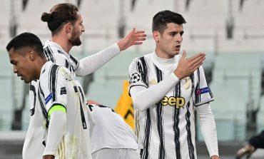 Juventus vs Ferencvaros: Gol Morata di Injury Time Antar Bianconeri ke 16 Besar
