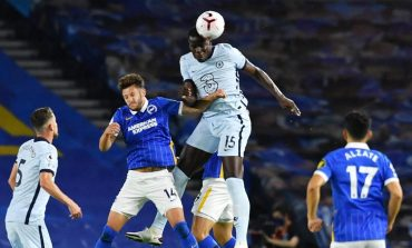 Lampard Tidak Kaget Kurt Zouma Jadi Raja Duel Udara