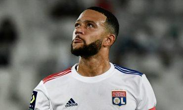 Memphis Depay Tak Janji Bertahan di Lyon Sampai Kontrak Habis
