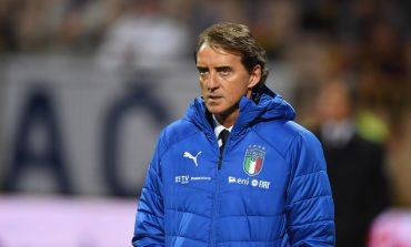 Pelatih Timnas Italia Roberto Mancini Positif Covid-19