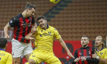 Hasil Pertandingan AC Milan vs Hellas Verona: Skor 2-2