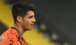 Juventus Belum Berminat Mempermanenkan Alvaro Morata