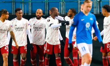 Hasil Pertandingan Molde vs Arsenal: Skor 0-3