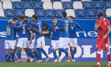 Hasil Pertandingan Italia vs Polandia: Skor 2-0