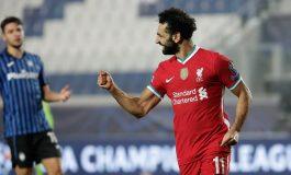 Kabar Positif dari Liverpool: Salah Berpeluang Besar Main Lawan Atalanta