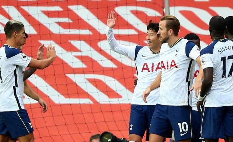 Andai Bisa Kalahkan Man City, Spurs Boleh Disebut Calon Juara Nih?