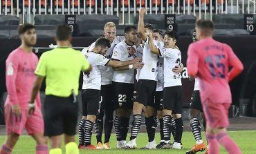 Hasil Pertandingan Valencia vs Real Madrid: Skor 4-1