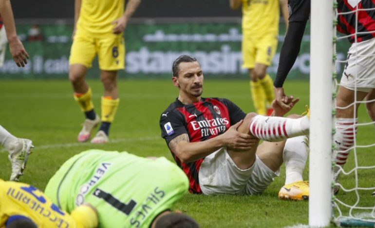 Man of the Match AC Milan vs Hellas Verona: Zlatan Ibrahimovic