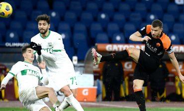 AS Roma vs Sassuolo: 10 Pemain I Lupi Imbangi Sassuolo