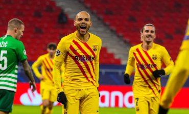 Barcelona vs Ferencvaros: Tanpa Messi, Blaugrana Libas The Green Eagles 3-0