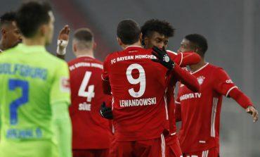 Bayern Munchen vs Wolfsburg: Lewandowski Dua Gol, Die Roten Menang Tipis