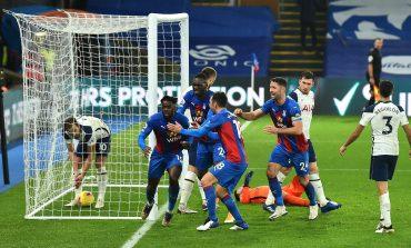 Crystal Palace vs Tottenham Tuntas 1-1