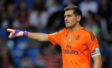 Iker Casillas Resmi Kembali ke Real Madrid