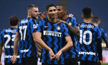 Inter vs Spezia: Hakimi dan Lukaku Menangkan Nerazzurri