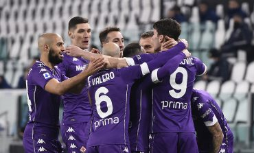 Juventus vs Fiorentina: Bianconeri Digilas La Viola 0-3