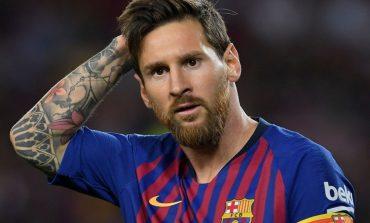 Lionel Messi Kembali Diistirahatkan