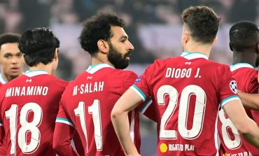 Midtjylland vs Liverpool: The Reds Ditahan Imbang 1-1