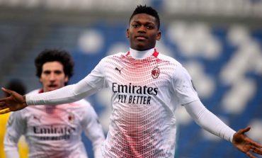 Milan Menang, Rafael Leao Cetak Gol Tercepat Serie A Sepanjang Masa
