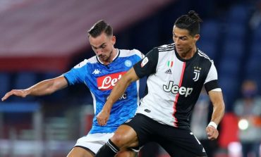 Napoli Menang Banding, Laga Lawan Juventus Dijadwal Ulang