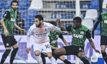 Sassuolo vs AC Milan: Rossoneri Menang 2-1
