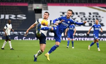 Tottenham vs Leicester: Spurs Tumbang 0-2