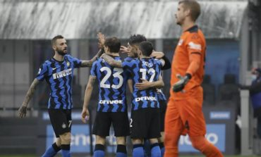 Hasil Pertandingan Inter Milan vs Spezia: Skor 2-1